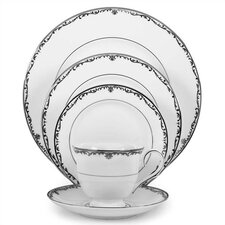 Coronet Platinum 5 Piece Place Setting