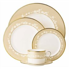 Bellina Gold 5 Piece Place Setting