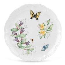 "Butterfly Meadow 10.75"" Tiger Swallowtail Dinner Plate"