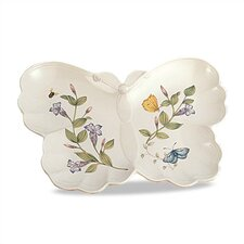 "Butterfly Meadow Hors D'Oeuvre 10"" Platter"