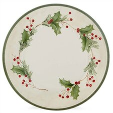 <strong>Lenox</strong> Holiday Gatherings Berry Dinner Plate