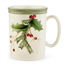 Holiday Gatherings Berry 14 oz. Mug