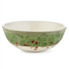 Holiday Damask All Purpose Bowl