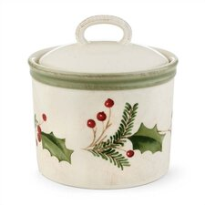 Holiday Gatherings 10.5 oz. Sugar Bowl with Lid
