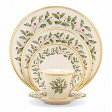 Holiday Dinnerware Set
