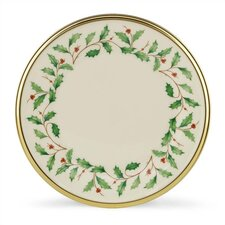"Holiday 6.25"" Butter Plate"