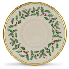 "Holiday 6"" Saucer"