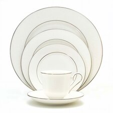 Hannah Platinum Dinnerware Collection