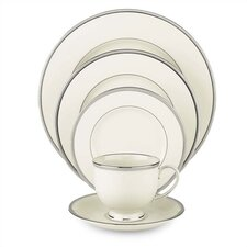 Tuxedo Platinum Dinnerware Collection