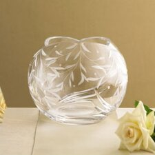 Opal Innocence Crystal Rose Bowl - Small