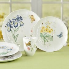 <strong>Lenox</strong> Butterfly Meadow 18 Piece Dinnerware Set