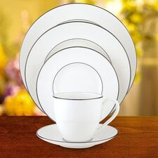 Continental Dining Platinum Dinnerware Collection