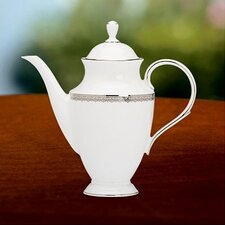 Lace Couture Coffeepot