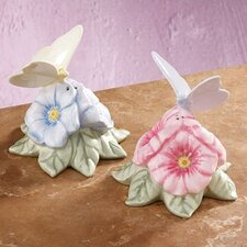 <strong>Lenox</strong> Butterfly Meadow Salt and Pepper Set