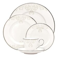 Opal Innocence Scroll 5 Piece Place Setting