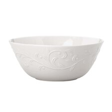 <strong>Lenox</strong> Opal Innocence Carved All Purpose Bowl