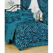 Zebra Comforter Set