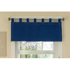 American Denim Cotton Curtain Valance