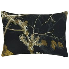 <strong>Realtree Bedding</strong> Camo Oblong Pillow