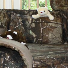 <strong>Realtree Bedding</strong> All Purpose Crib Sheet and Pillowcase