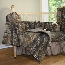 <strong>Realtree Bedding</strong> All Purpose Crib Bedding Collection