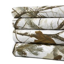 Camo Snow Sheet Set