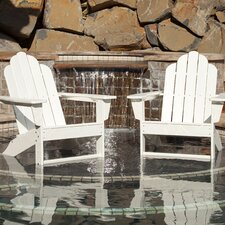 <strong>POLYWOOD®</strong> Long Island Adirondack Chair (Set of 2)