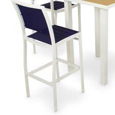 <strong>POLYWOOD®</strong> Bayline™ Bar Side Chair