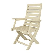 <strong>POLYWOOD®</strong> Captain Dining Arm Chair
