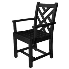 <strong>POLYWOOD®</strong> Chippendale Dining Arm Chair