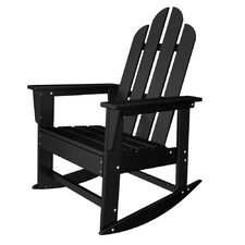 Long Island Adirondack Rocking Chair