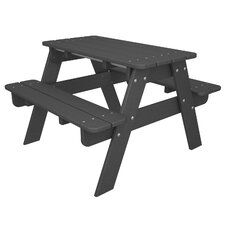<strong>POLYWOOD®</strong> Kids Picnic Table