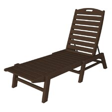 <strong>POLYWOOD®</strong> Nautical Chaise Lounge
