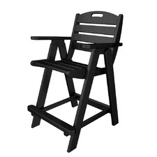 "Nautical 24.5"" Barstool"