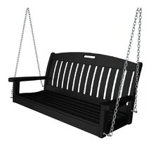 <strong>POLYWOOD®</strong> Nautical Porch Swing