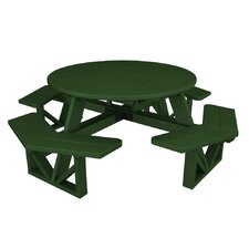 Park Octagon Picnic Dining Set