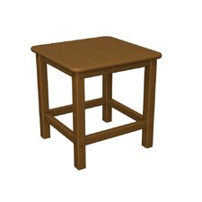 <strong>POLYWOOD®</strong> Seashell Adirondack Side Table
