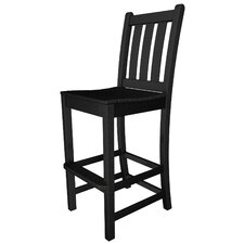 Traditional Garden Bar Side Chair