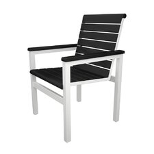 <strong>POLYWOOD®</strong> Mod Dining Arm Chair