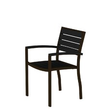 <strong>POLYWOOD®</strong> Euro Dining Arm Chair