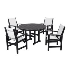 Coastal 5 Piece Dining Set
