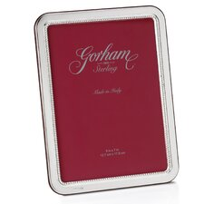 """Mirabelle 5"""" x 7"""" Sterling Silver Picture Frame"""