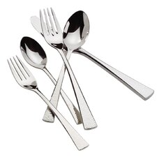 <strong>Gorham</strong> Biscayne 65 Piece Flatware Set