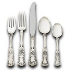 Gorham Buttercup 5 Piece Flatware Set