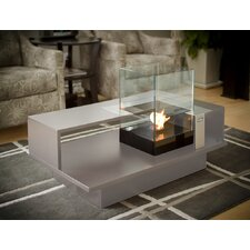 Level Compact Bio Ethanol Fireplace
