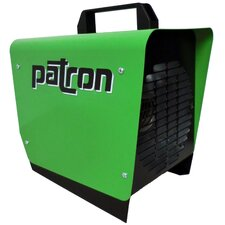 <strong>Patron</strong> E-Series 3,000 Watt Fan Forced Compact Electric Space Heater