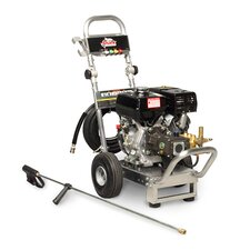 Aluminum Series 3.0 GPM Honda GX270 Direct Drive Cold Water Pressure Washer