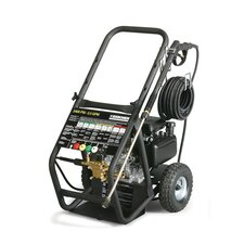 <strong>Shark Pressure Washers</strong> KG Series 2.5 GPM Honda GC160 Direct Drive Cold Water Pressure Washer