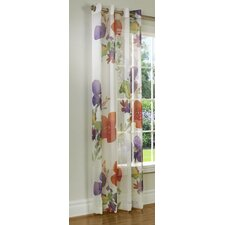 Hawaii Grommet Curtain Single Panel