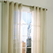 Grommet Curtain Single Panel
